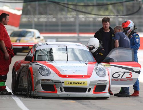 Colin 998-GT3 Silverstone August 2016